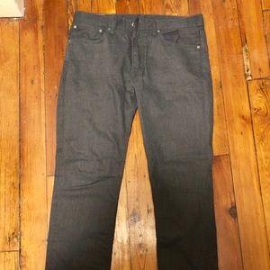Gray Levi 511 cotton pants/ jeans